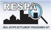 RESPA Real estate settlement procedures act