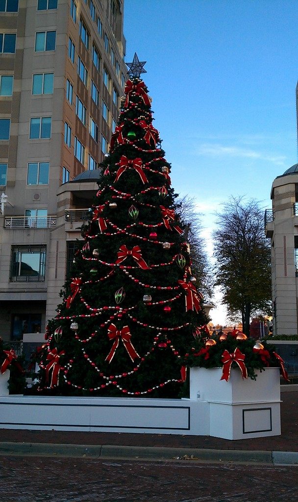 Reston Christmas tree
