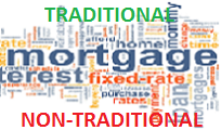 redefining traditional and nontraditional mortgages