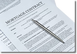 mortgage documents for self employed